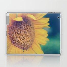 sunflower day Laptop & iPad Skin
