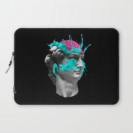 Dave Brain Laptop Sleeve