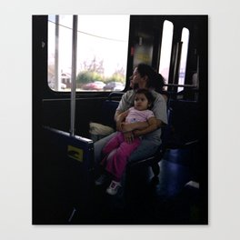 via bus 1 Canvas Print