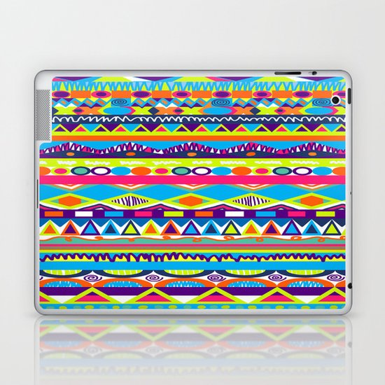 Summer Zest Laptop & iPad Skin