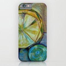 Lemons Juice the Juice of Life Slim Case iPhone 6s