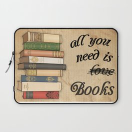 all you need is... Laptop Sleeve
