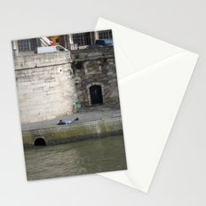 Naptime in Paris Stationery Cards
