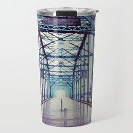 Foggy Walnut Street Travel Mug