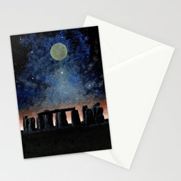 Stonehenge Stationery Cards