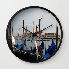 Venice 1 Wall Clock