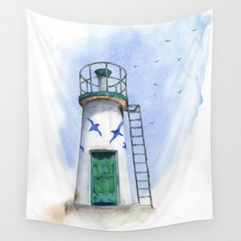 Le Phare Wall Tapestry
