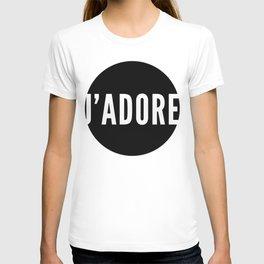 jadore T-shirt