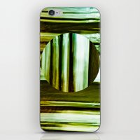 the strokes iPhone & iPod Skins featuring Strokes by CCL Works