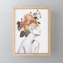 Floral beauty 7 Framed Mini Art Print