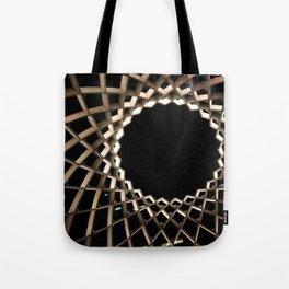 Wood sculpture Tote Bag