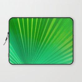 Palm Tree Leaf Laptop Sleeve