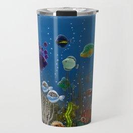 Underwater Love Travel Mug