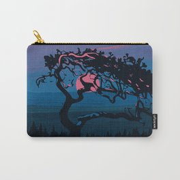 Dawn of the tree Carry-All Pouch