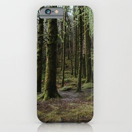 Woods in Killarney National Park iPhone Case