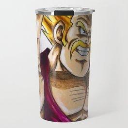 Super saiyan hercule Travel Mug