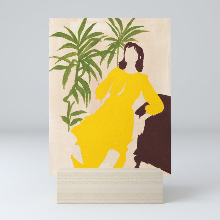 Citrine Dream Mini Art Print