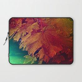 colours of autumn Laptop Sleeve