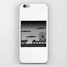Santa Monica Confession iPhone Skin