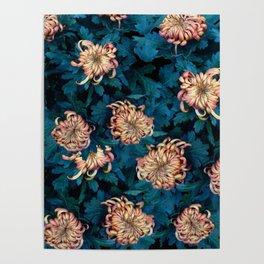 Сhrysanthemums Poster