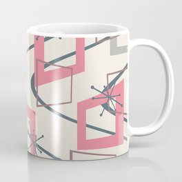 Mid Century Modern Minimalism Coffee Mug