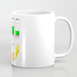 Battery Charging Coffee Mug