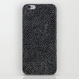 Guinea Fowl Print iPhone Skin