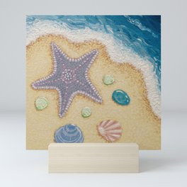 Gifts from the sea Mini Art Print