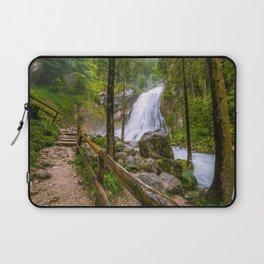 Gollinger Wasserfall Laptop Sleeve