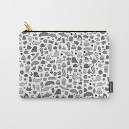 letter c - sea creatures Carry-All Pouch