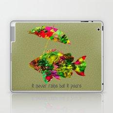 art fish color Laptop & iPad Skin