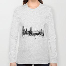 Sunderland England Skyline Long Sleeve T-shirt