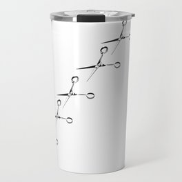 sciossors Travel Mug