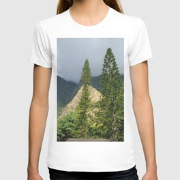 Hawaii Mountain and Forest T-shirt