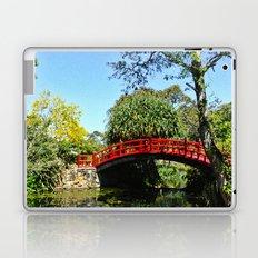 Red Bridge Laptop & iPad Skin