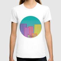 metropolis T-shirts featuring Metropolis by Gellygen Creative