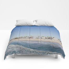 California Dreamin - Venice Beach Comforters