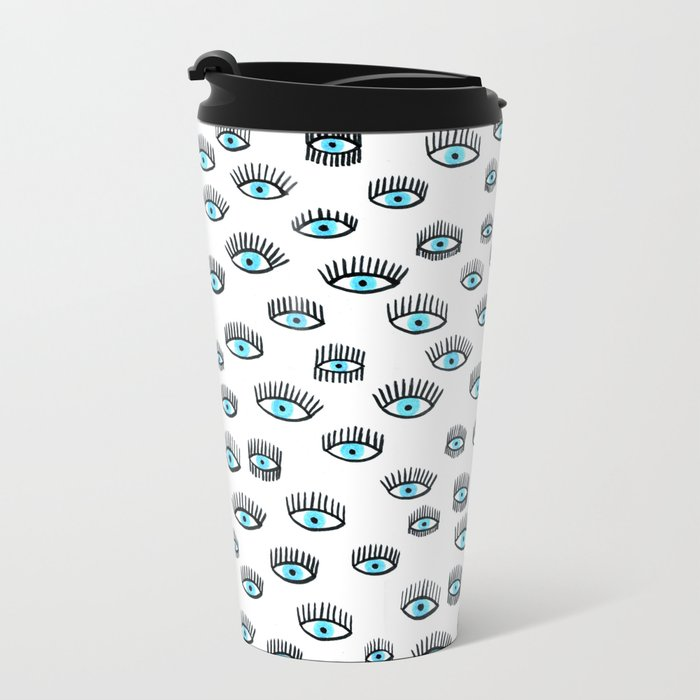 EYE Metal Travel Mug