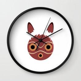 Poster Mononoke Wall Clock