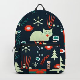 Look what Santa brought Backpack