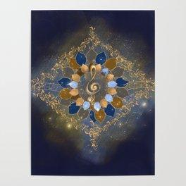 Treble Cosmos Poster