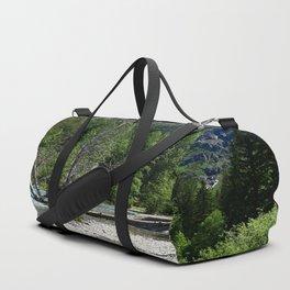 Serene Nature Duffle Bag