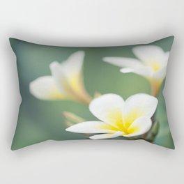 in the happy garden Rectangular Pillow