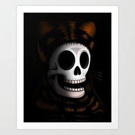 Catlaca Art Print