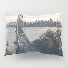 Bay Bridge - San Francisco, CA Pillow Sham