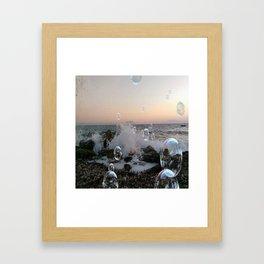 yaz Framed Art Print