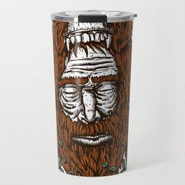 Cave man Travel Mug