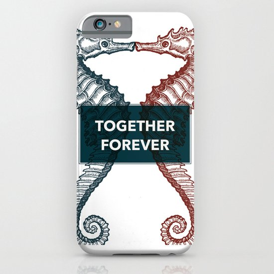 Together Forever iPhone & iPod Case