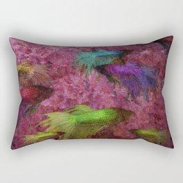 Beta Color Test Rectangular Pillow