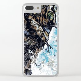 Dryad Of The Apalachians Clear iPhone Case